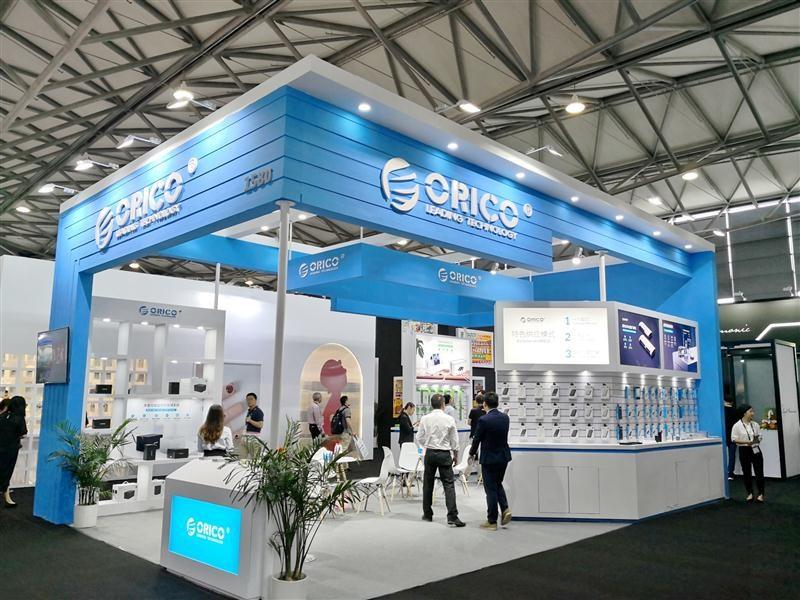 2019上海CES亚洲消费电子展开幕,ORICO首日亮点一览
