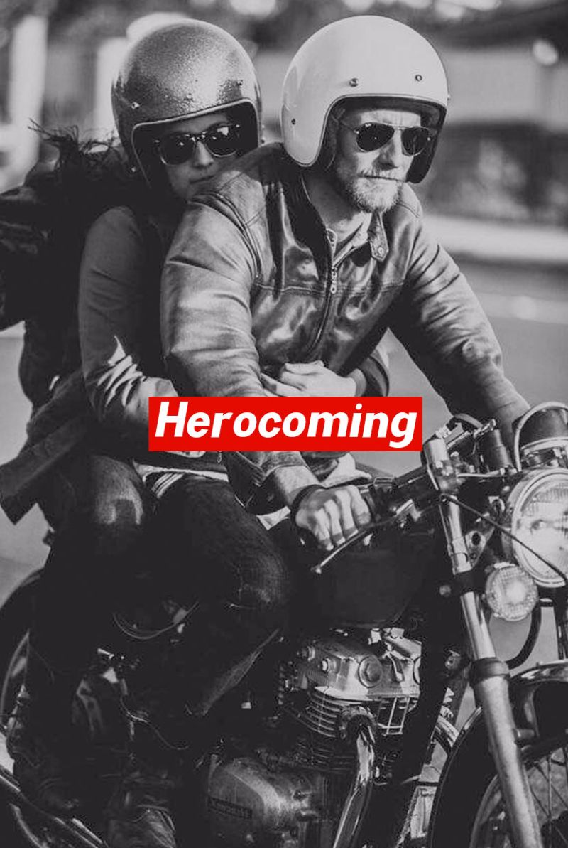 HerocomingStyle_我在英客,你在哪里?