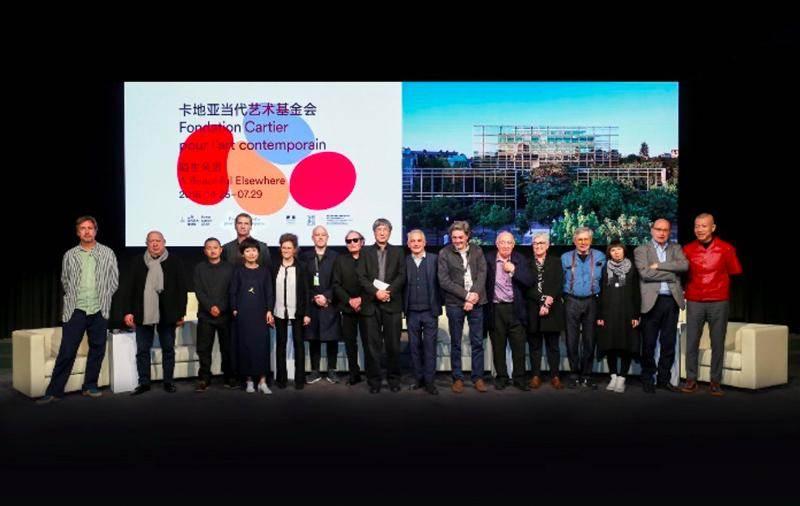 """""""陌生风景"""":卡地亚当代艺术基金会在中国举办首展"""