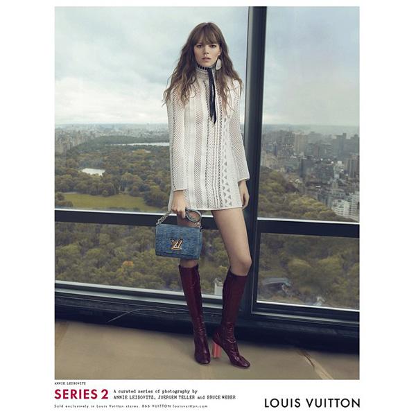 【洞见2015】Louis Vuitton 2015 春夏广告大片曝光