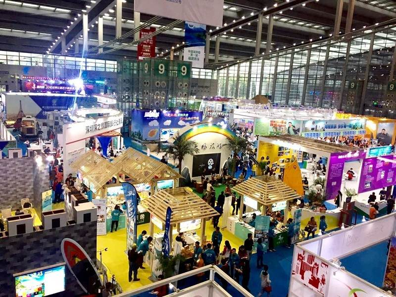 大家好,给大家介绍一下,这是中国最具活力的城市——深圳!