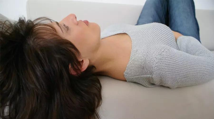 失眠,很可能是脾胃失调